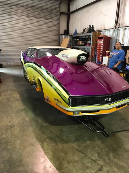 1968 Camaro Tommy Mauney  for Sale $75,000