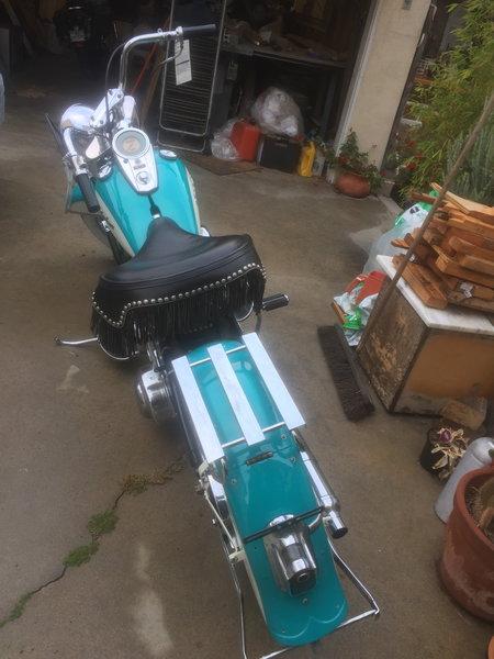 1954 Harley Pan.head   for Sale $12,700