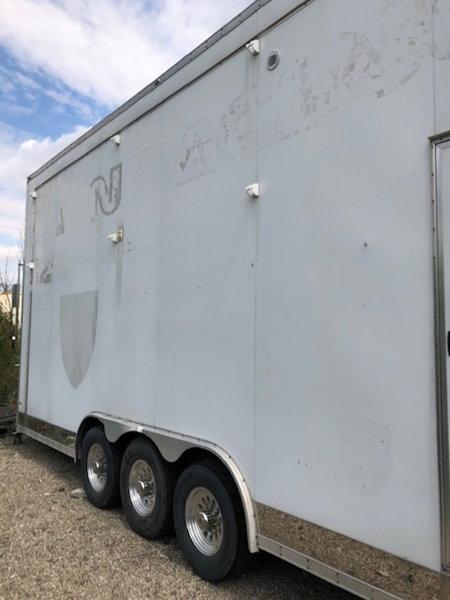 Rance Aluminun Stacker  for Sale $29,900