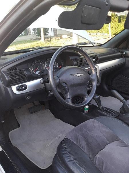 2005 Chrysler Sebring  for Sale $3,500