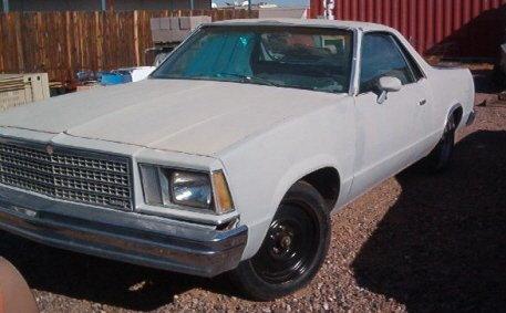 1978 Chevrolet El Camino  for Sale $2,500