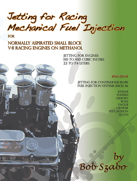 fuel injection jetting book  for Sale $29.99
