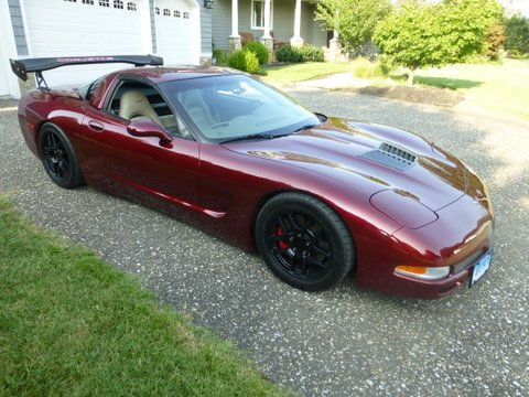 2003 50th Anniversary Coupe with Performance Mods