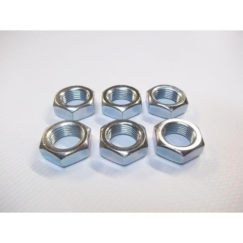 3/4-16 Steel RH Jam Nuts (Sold In Packs Of 6)  for Sale $2.70