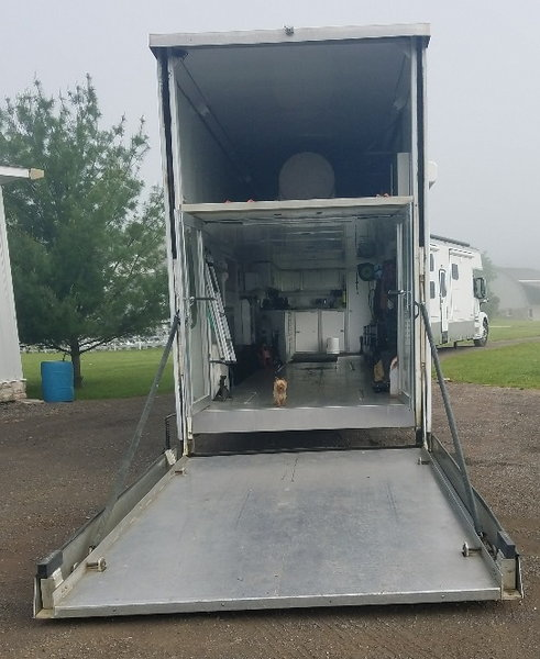 2007 Classic 36' Liftgate Stacker  for Sale $34,000