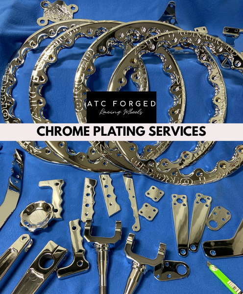 CHROME PLATING  for Sale $1