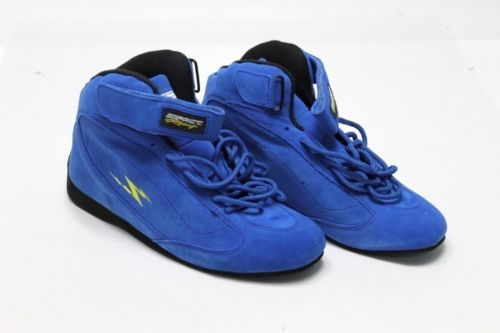 Simpson Racing Shoes >> Impact Racing Shoes Mens High Top Red Blue Simpson Sfi 3 3 5 For Sale In Warminster Pa Price 59