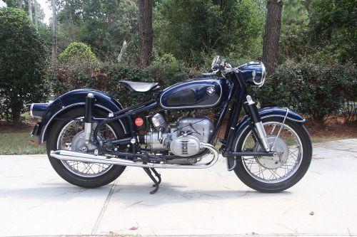 1961 BMW R60/2  for Sale $10,500