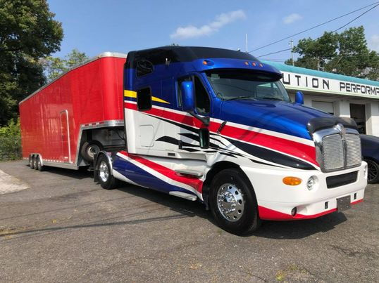 2000 Kenworth T2000 Truck/RV  for Sale $58,000