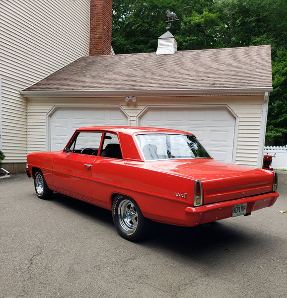 1967 Chevrolet Chevy II  for Sale $26,900