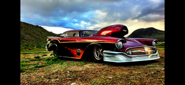 '57 Belair T/S or P/M  for Sale $80,000