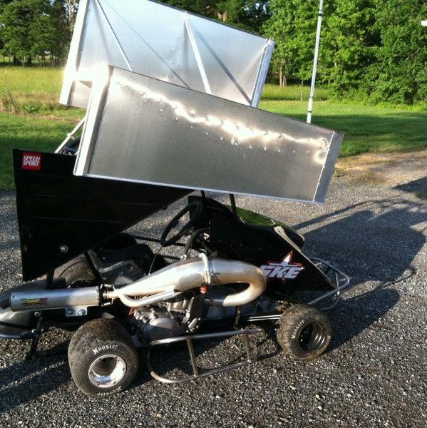 2016 SKE Open Outlaw Kart