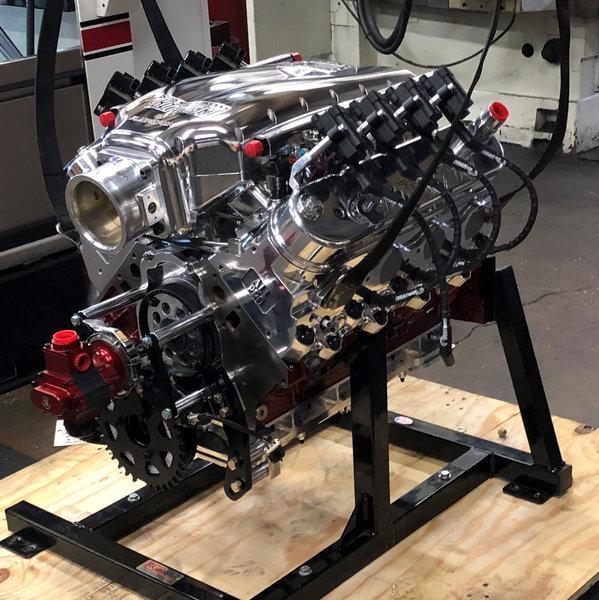2,500 Horsepower, 427ci LS7, Twin Bullseye 83mm NLX Turbos  for Sale $67,000