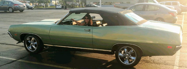 1971 Ford Torino  for Sale $75,000