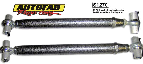 Autofab Double Adjustable Chromoly Rear Control Arms  for Sale $159