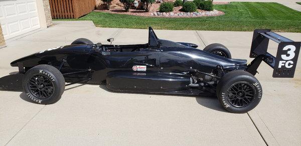 2012 ELAN Formula 2000