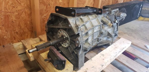 1997 Viper GTS T56 Transmission for sale in NEW CANEY, TX, Price: $2,000