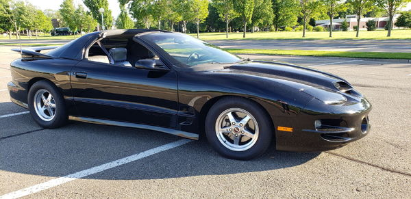 1999 Pontiac Firebird  for Sale $11,500