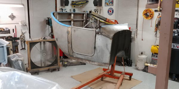 1923 FORD T BUCKET  for Sale $22,000