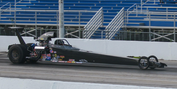 2007 Spitzer Top Dragster  for Sale $60,000