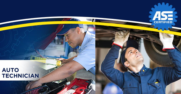 CJ'S Tire & Automotive is looking for Techs