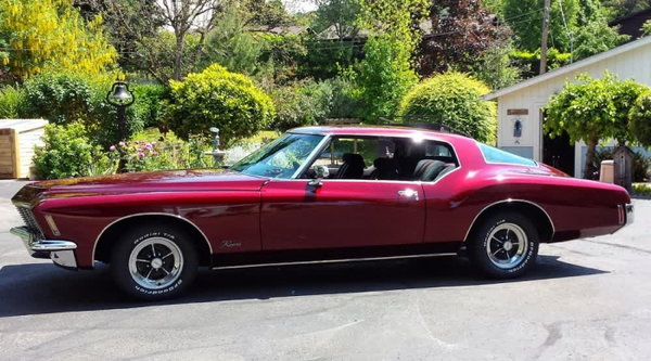 1971 Buick Riviera  for Sale $38,500