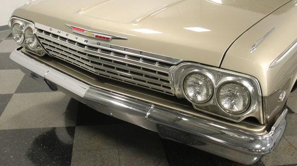 1962 Chevrolet Impala Sport Sedan  for Sale $33,995