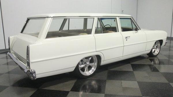 1966 Chevrolet Nova Wagon Restomod  for Sale $45,995