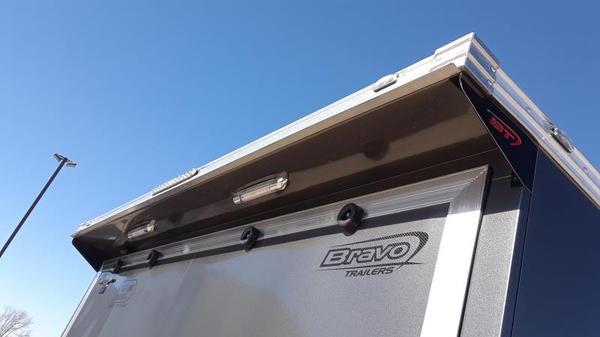 2021 Bravo Trailers 8.5 X 28 SILVER STAR Car / Racing Traile
