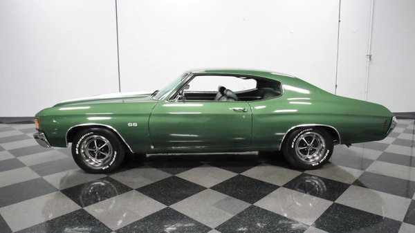 1972 Chevrolet Chevelle SS Tribute  for Sale $39,995