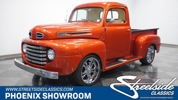 1950 Ford F-1  for Sale $37,995