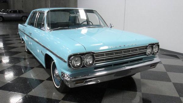 1966 AMC Rambler Classic 770  for Sale $15,995