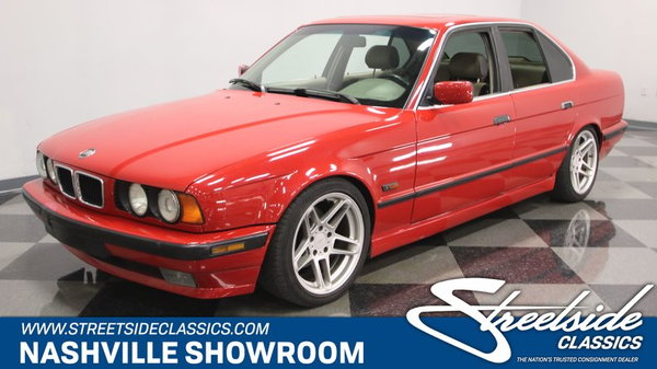 1995 BMW 525i S52  for Sale $8,995