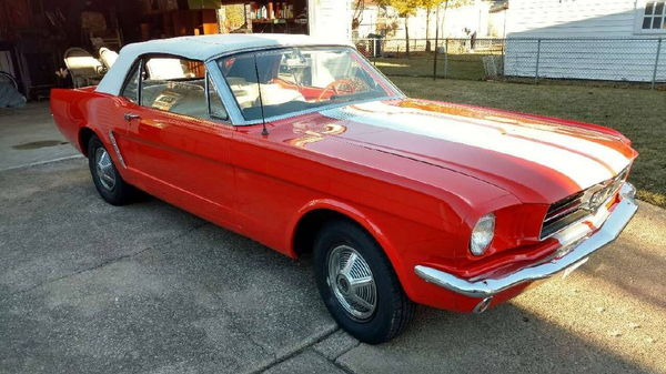 1965 FORD MUSTANG  for Sale $22,500