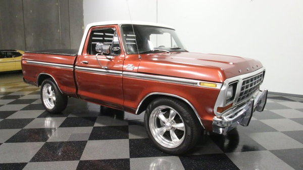 1979 Ford F-100  for Sale $16,995