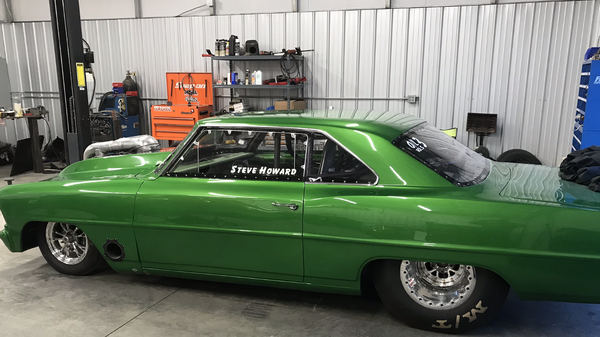 1967 Nova roller 7.50 cert.   for Sale $30,000