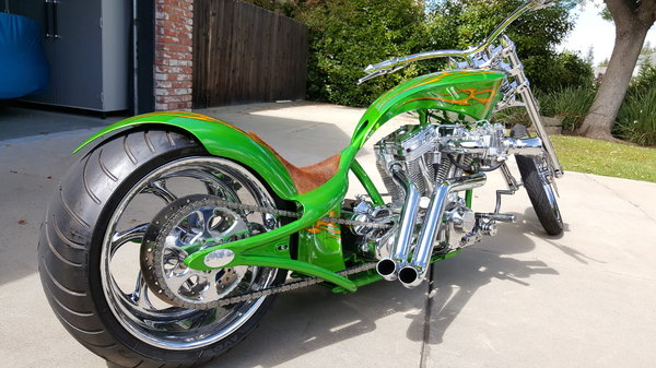 2016 Syco Cycles Chopper  for Sale $27,750