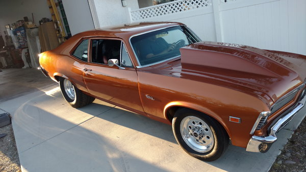 1968 Chevrolet Chevy II  for Sale $65,000