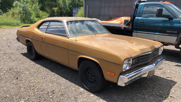 1974 Plymouth Duster  for Sale $7,800