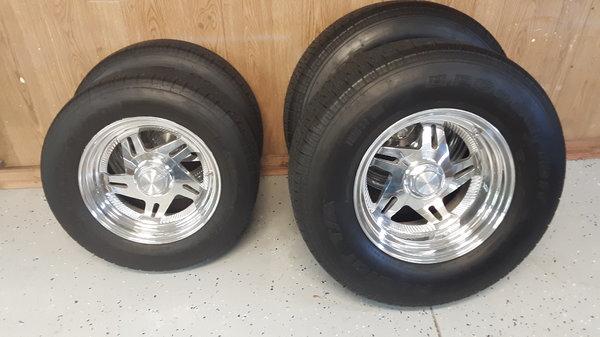budnik wheels tires   for Sale $1,100