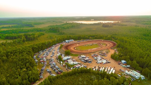 Racetrack on 25.08± Acres