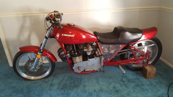 1394 cc Kawasaki KZ