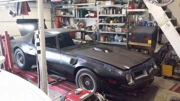 1974 trans am  for Sale $10,000
