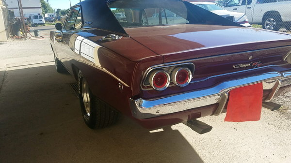 1968 Dodge Charger  for Sale $59,500