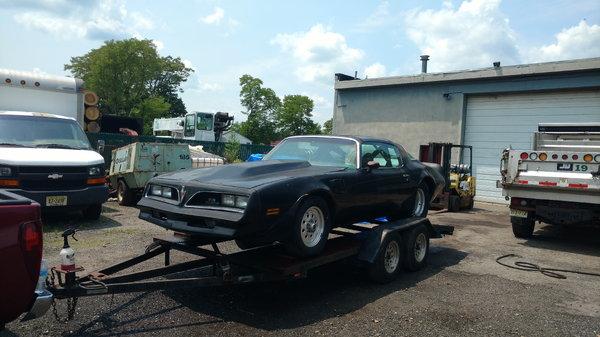 Barn Find Race Car  for Sale $9,500