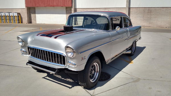 55 Chevy  for Sale $35,000