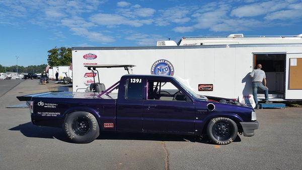 1986 mazda b2200 roller  for Sale $8,500