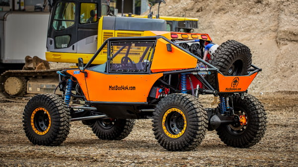 2015 Ultra4 O.R.A. Eurofighter KIng of Hammers  for Sale $39,900