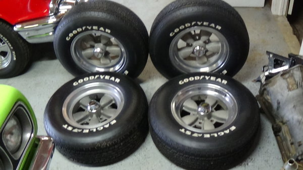 American Racing Wheels Goodyear Tires For Sale In Cumby Tx
