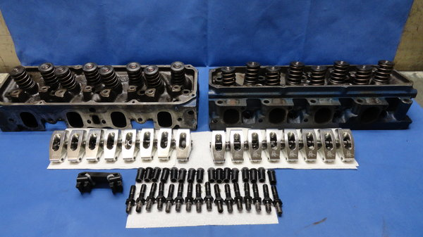 351C 2V Heads & Valvetrain  for Sale $200